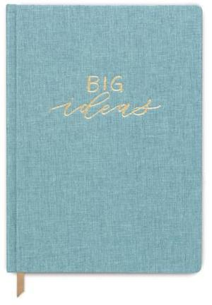 Big Ideas notebook from Design Works Ink