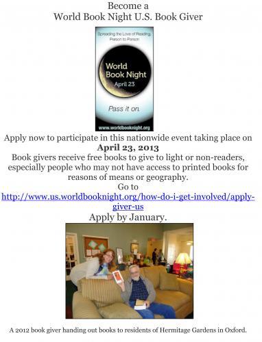 World Book Night | SQUARE BOOKS