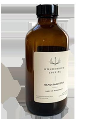 Image of Wonderbird Hand Sanitizer 8 oz Bottle