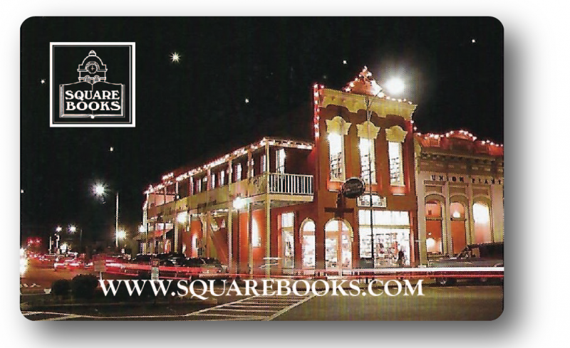 Square Books Gift Card