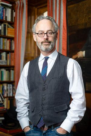 Amor Towles photo by David Jacobs
