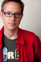 Author Patrick Ryan