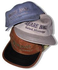 Square Books Hats