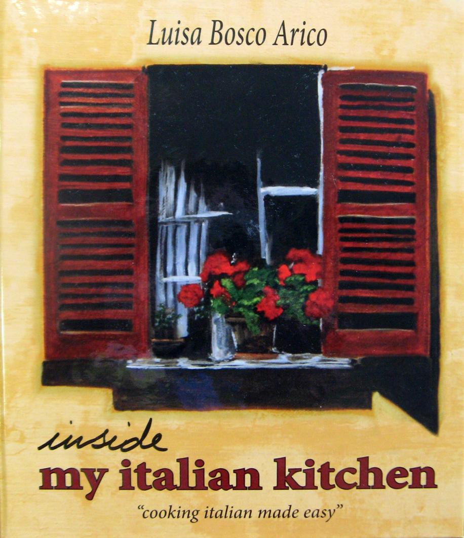 Inside My Italian Kitchen by Luisa Bosco Arico | SQUARE BOOKS