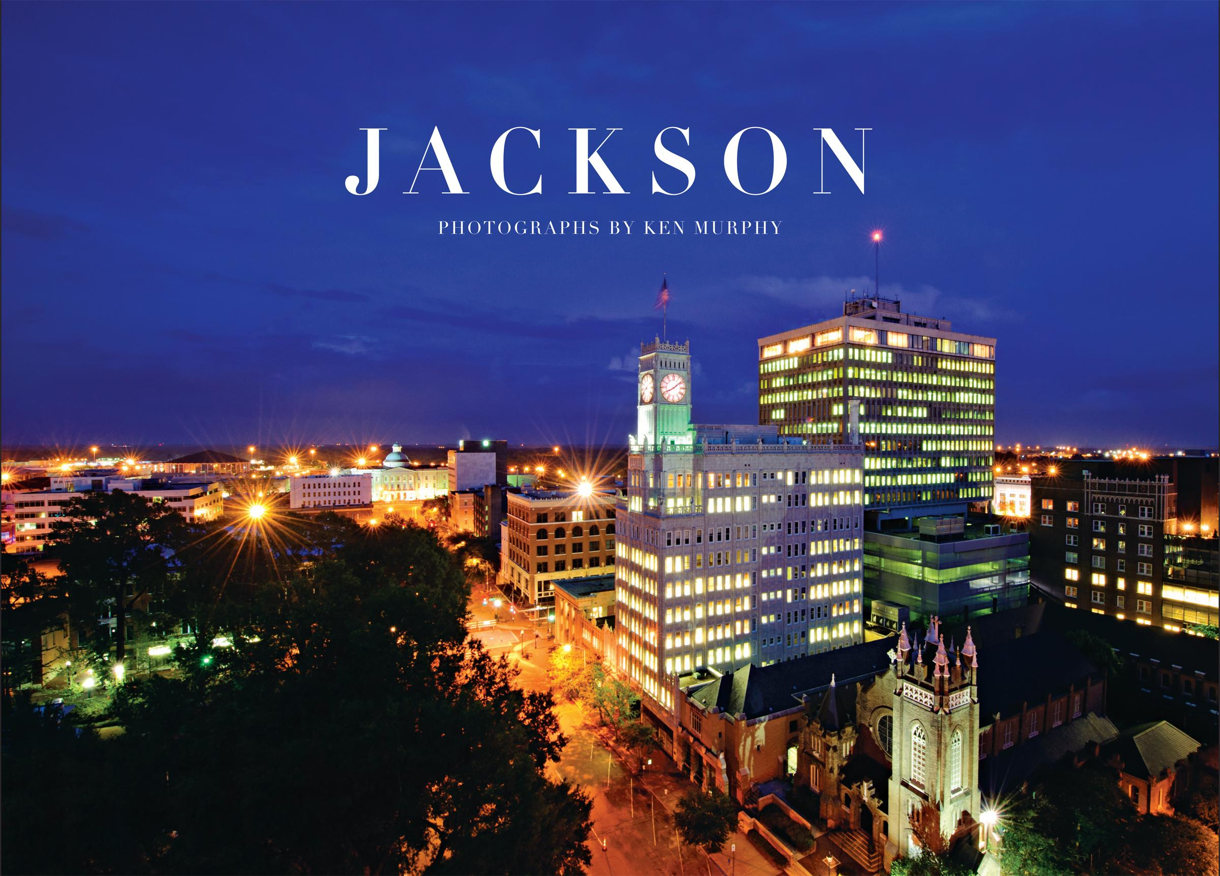 JACKSON Photographs By Ken Murphy SQUARE BOOKS