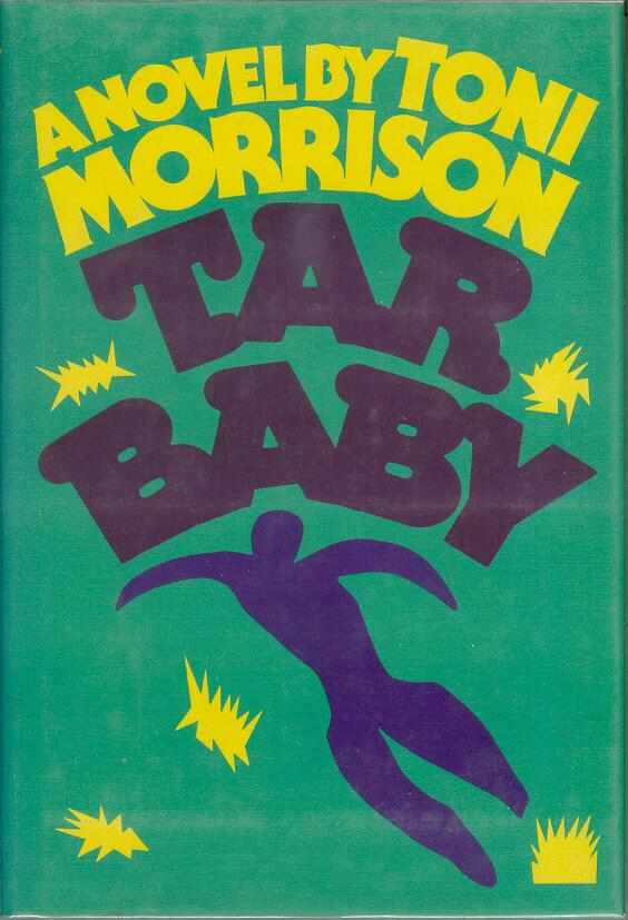 Tar Baby by Toni Morrison signed first edition