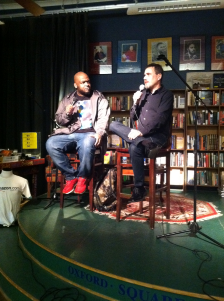 Zachary Lazar in conversation with Kiese Laymon at Square Books